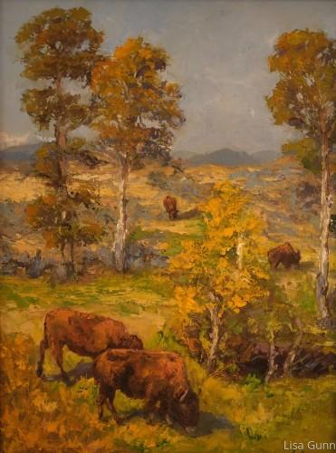 Fall Yellowstone