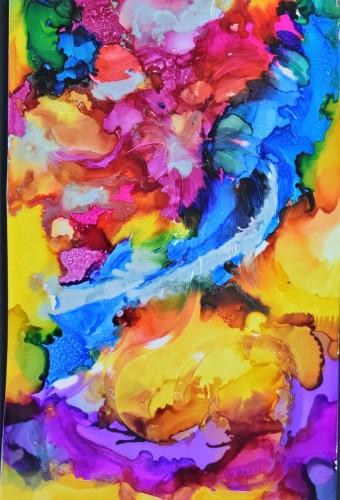 Colour by Laura M Kuchynka
