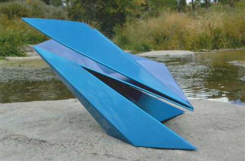 Flight by Larry Morin Sculptures