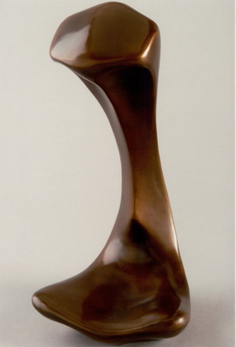 The Abstract Thinker by Larry Morin Sculptures