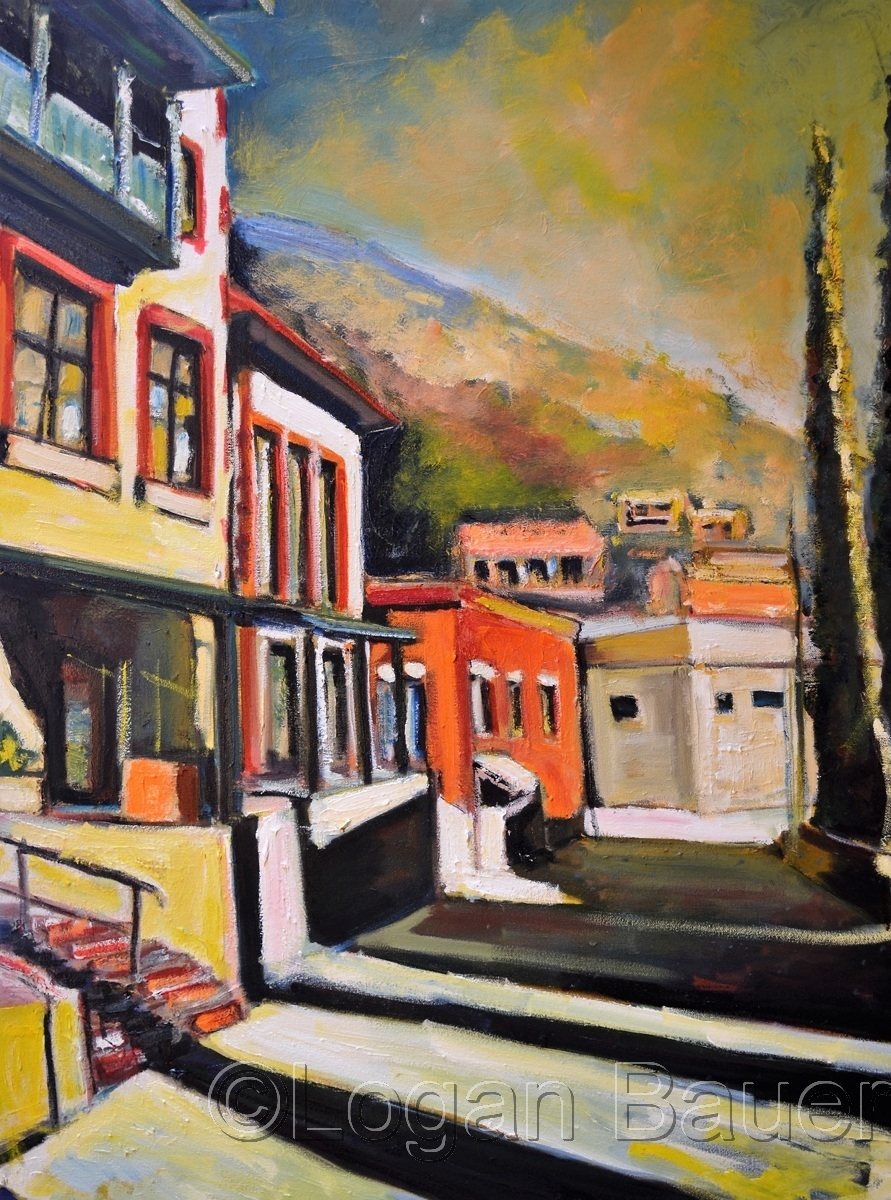 Bisbee, 1990's (large view)