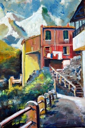 Walkway, Carrara 5 (large view)