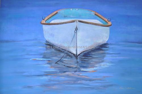 Claflin Landing Boat