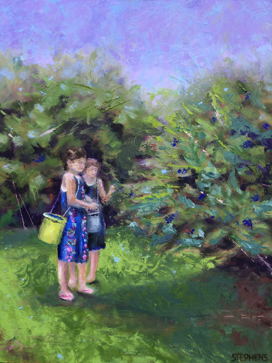 Blueberry Girls (large view)