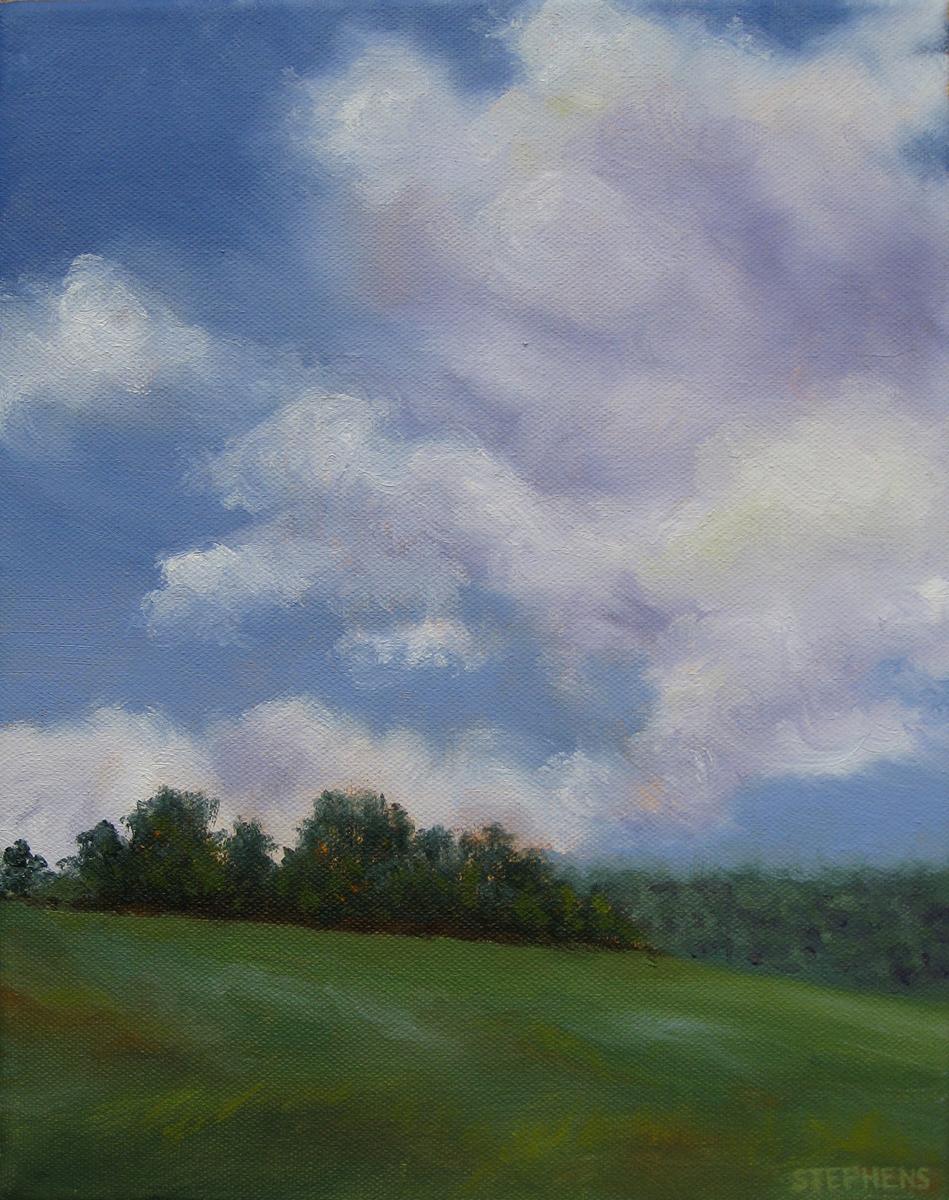 Spruce Run Cloudscape (large view)