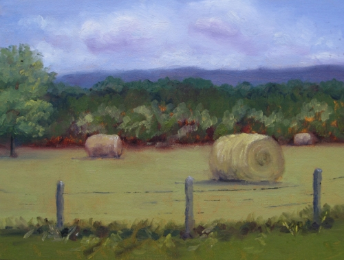 Hay Harvest (large view)