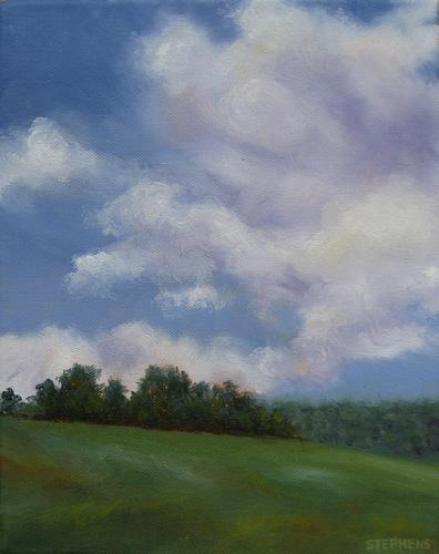 Spruce Run Cloudscape