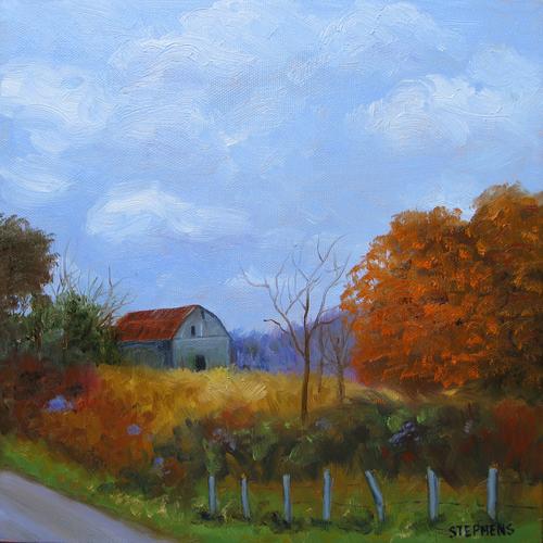 Spruce Run Barn