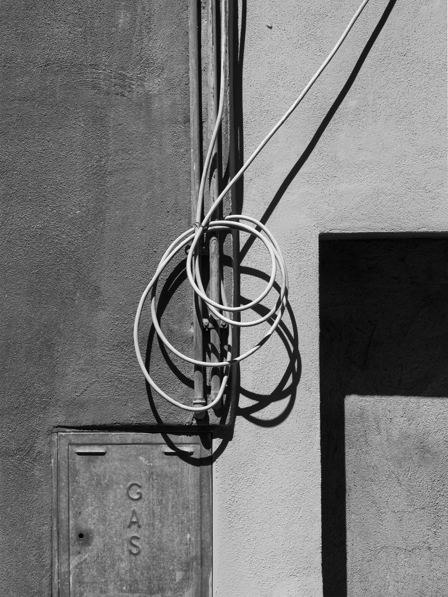 Coiled Wire, Tuscany, Italy (large view)