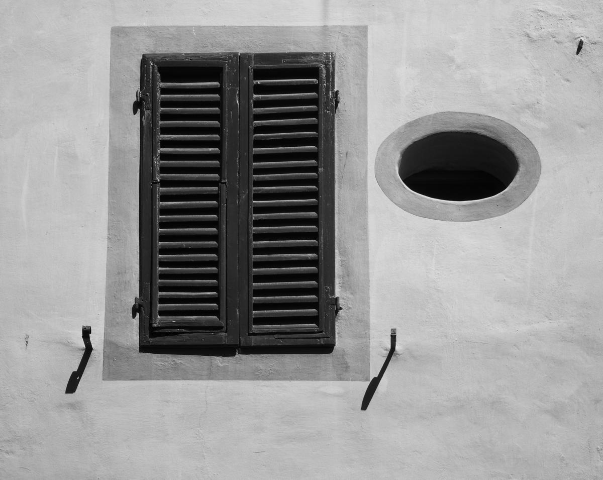 Window Treatment, Tuscany-3189, 2012 (large view)