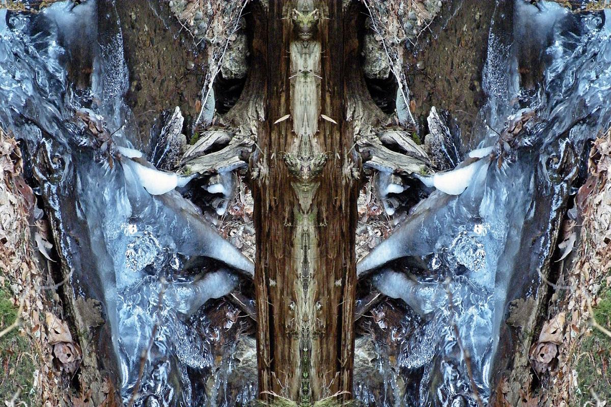 Mirror 038_36x24 Gloss Print (large view)