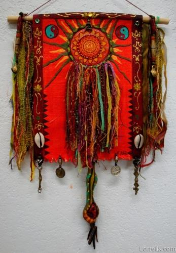 Sacral Chakra Scroll
