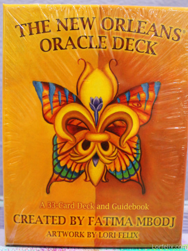 New Orleans Oracle deck