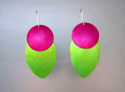 Orchard Redberry dangle earrings (thumbnail)