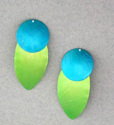 Orchard Blueberry post earrings (thumbnail)