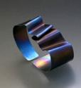 Titanium Ribbon Cuff (thumbnail)