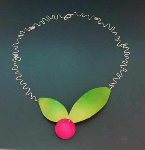Orchard Redberry Necklace