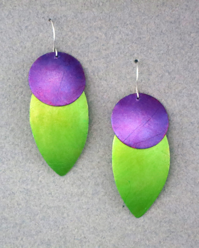 Orchard Purpleberry Earrings