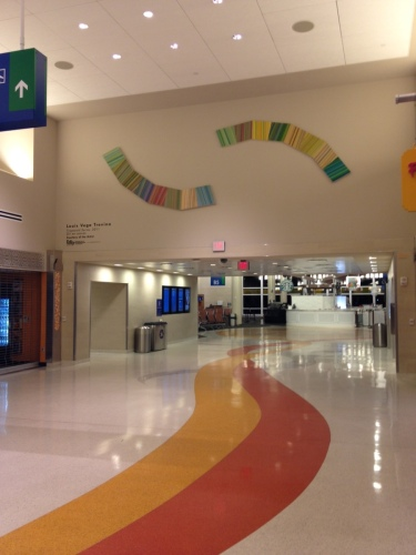 San Antonio International Airport Installation