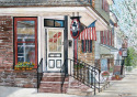Black Horse Tavern, Newtown Pa. (thumbnail)