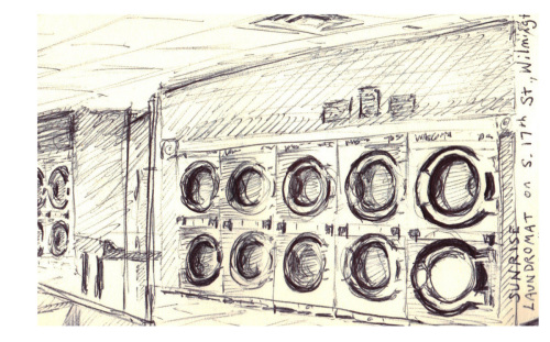 Sunrise Laundromat