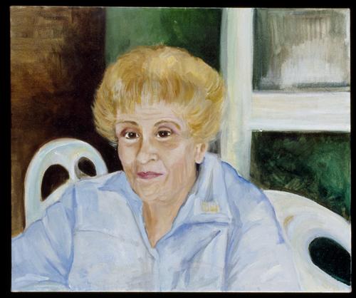 The Last Portrait (large view)