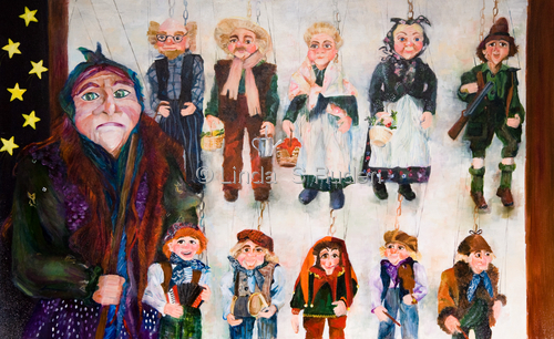 The Puppets of Prague (large view)