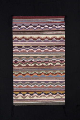 Wide Ruin Textile by Lola S. Cody