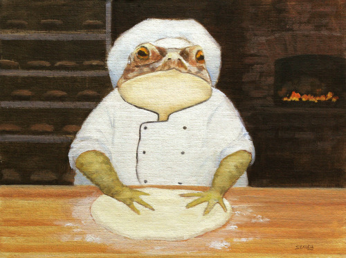 Toad The Baker