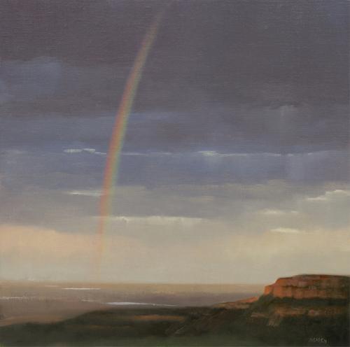Rainbow by LESLIE SEALEY