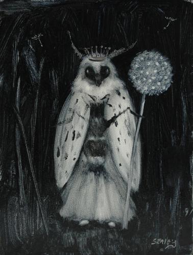 Moth Queen