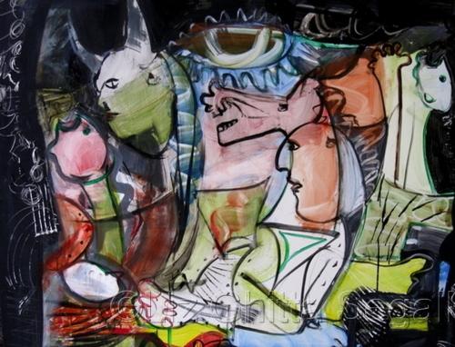 Cirque de Guernica #1