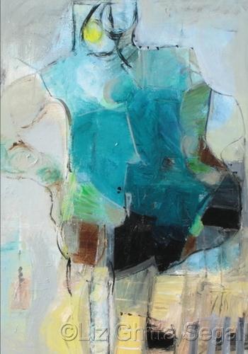 Maximillien R. by Liz Ghitta Segall