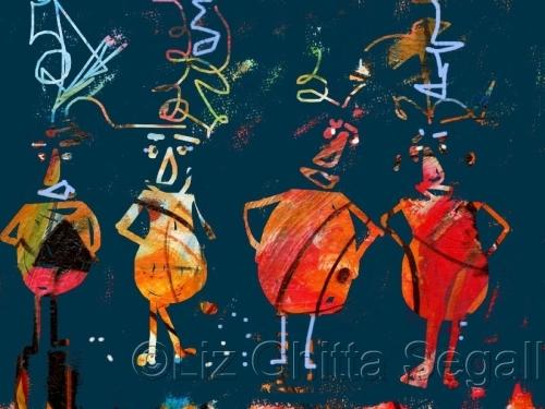 Vases Qui Dansent 1