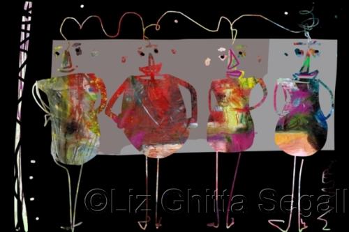 Vases Qui Dansent 3
