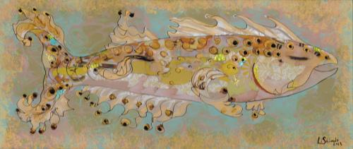 Fishuly II  by LiShinault Art