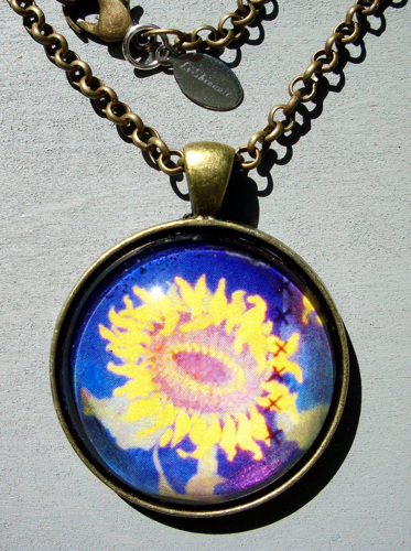 SunFlower Pendant...