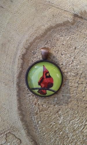 Cardinal Tiny Circle