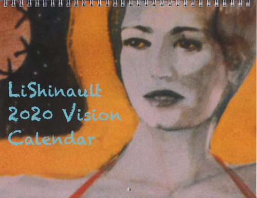 2020 LiShinault Vision Calendar