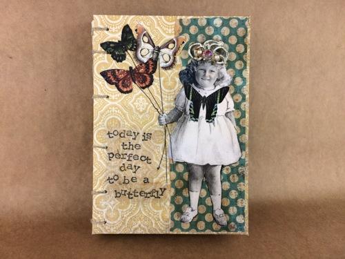 Butterfly Journal by Lori Stewart