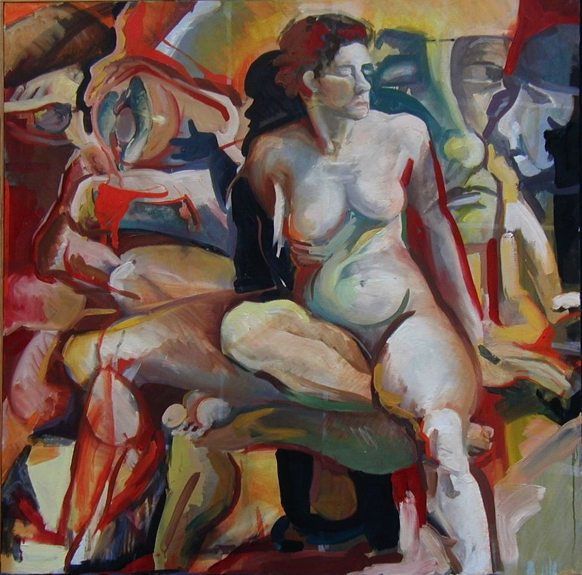 Exploration of a Figure by Linda Streicher (large view)