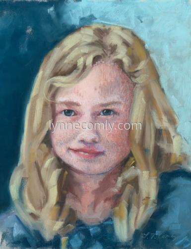 Mia, Age 7