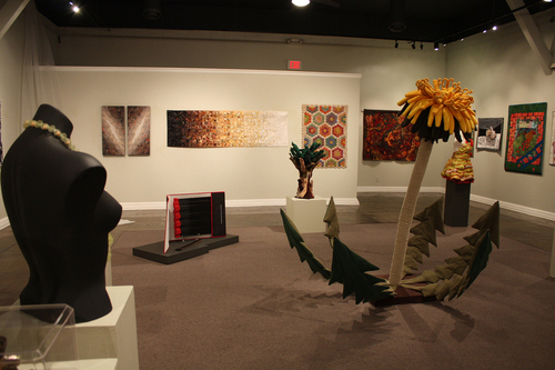 "Transformations at ""Fantastic Fibers Exhibit"""