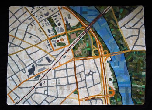 New Brunswick Rutgers Map