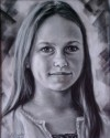 Portrait painting in pastels (thumbnail)