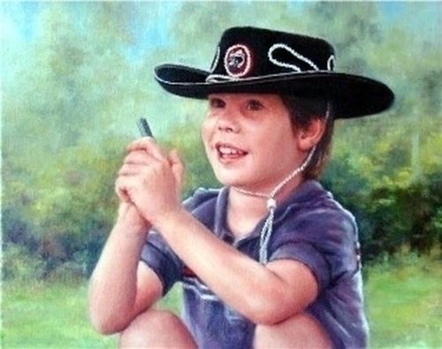 Aaron - The Little Cowboy