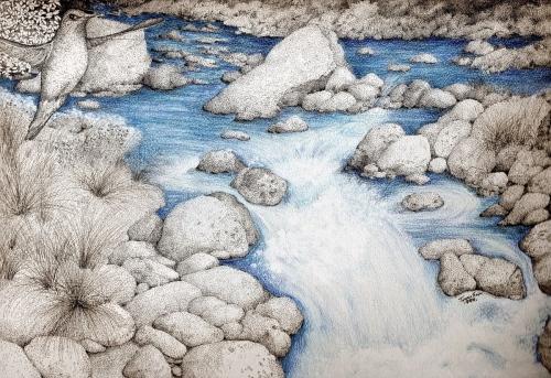 Blue River Rock Rapids