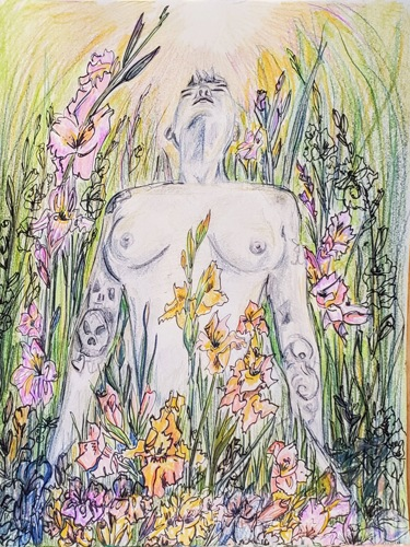 Emerging Nude