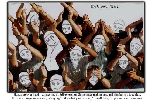 Crowd Pleaser