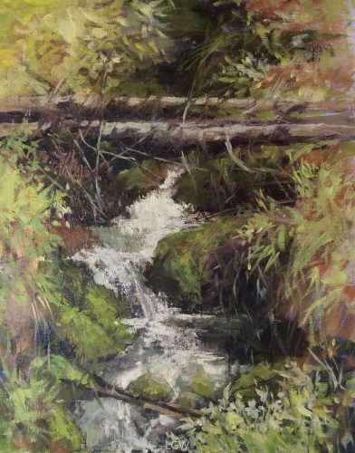Creek at Brown-Lowery